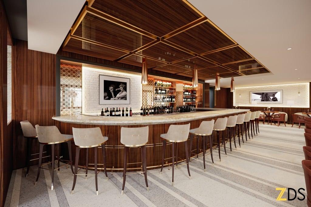 Bellini Restaurant View 01