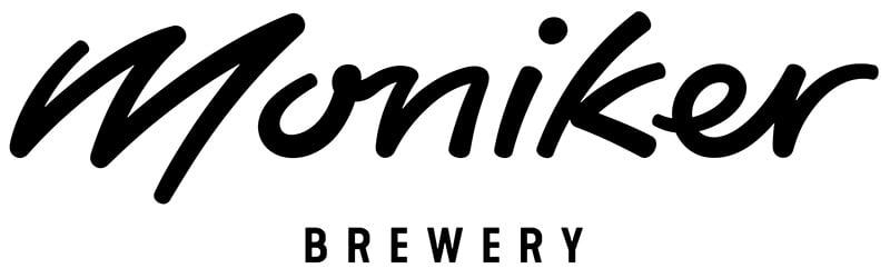 Moniker Brewery Logo Black