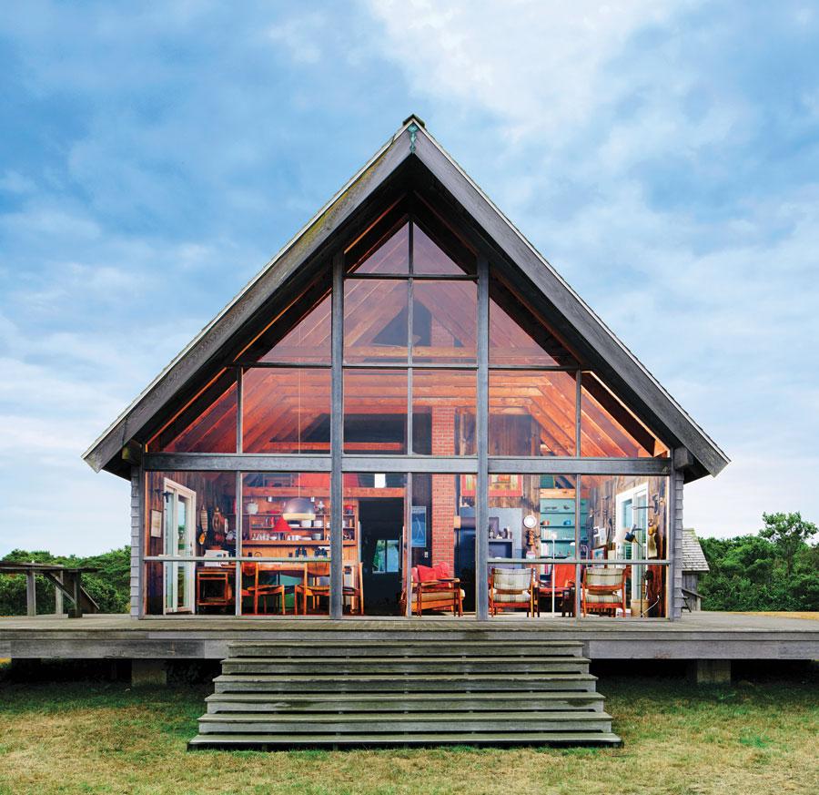 A Design Lover's Dream On Block Island
