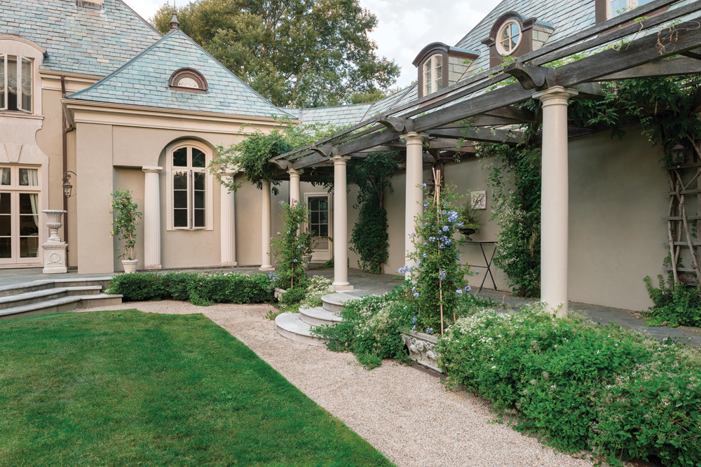 Newport Home And Garden Channel Classic Gallic Style   Rhode Island Monthly