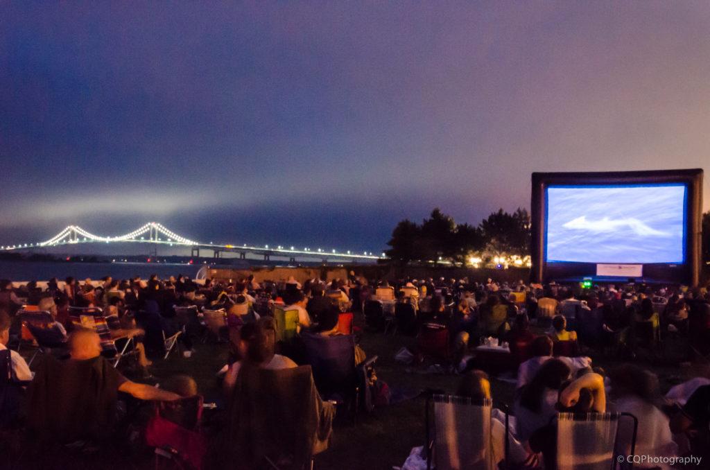 2016 summer outdoor movie series schedules rhode island