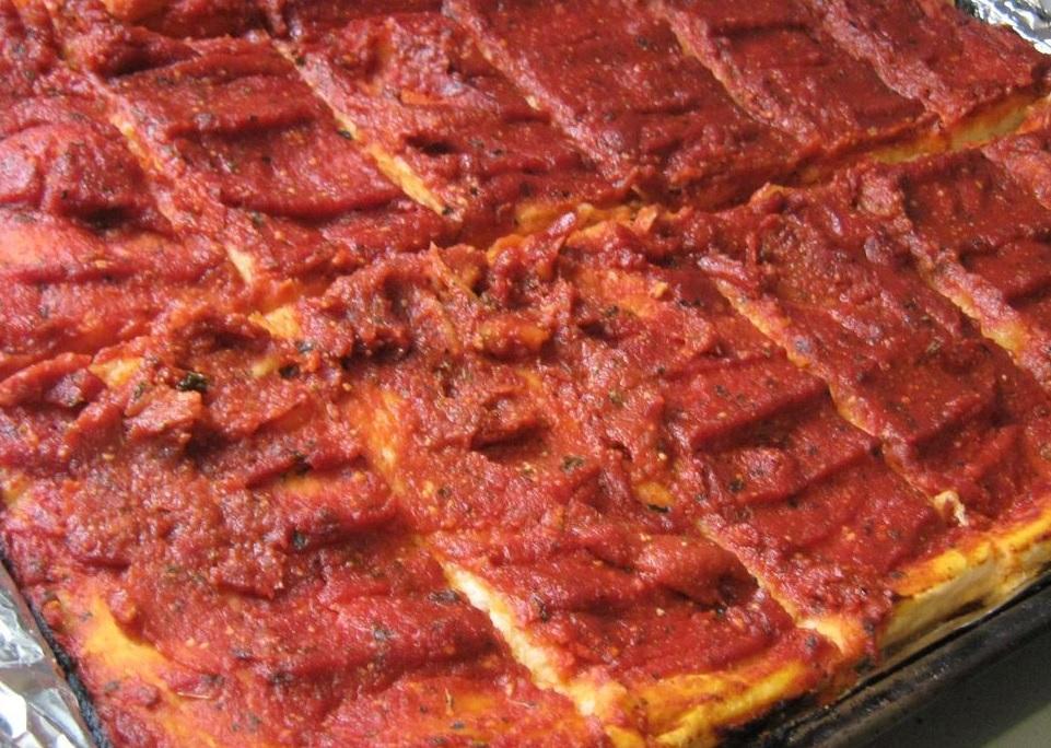 Bakery Pizza Rhode Island
