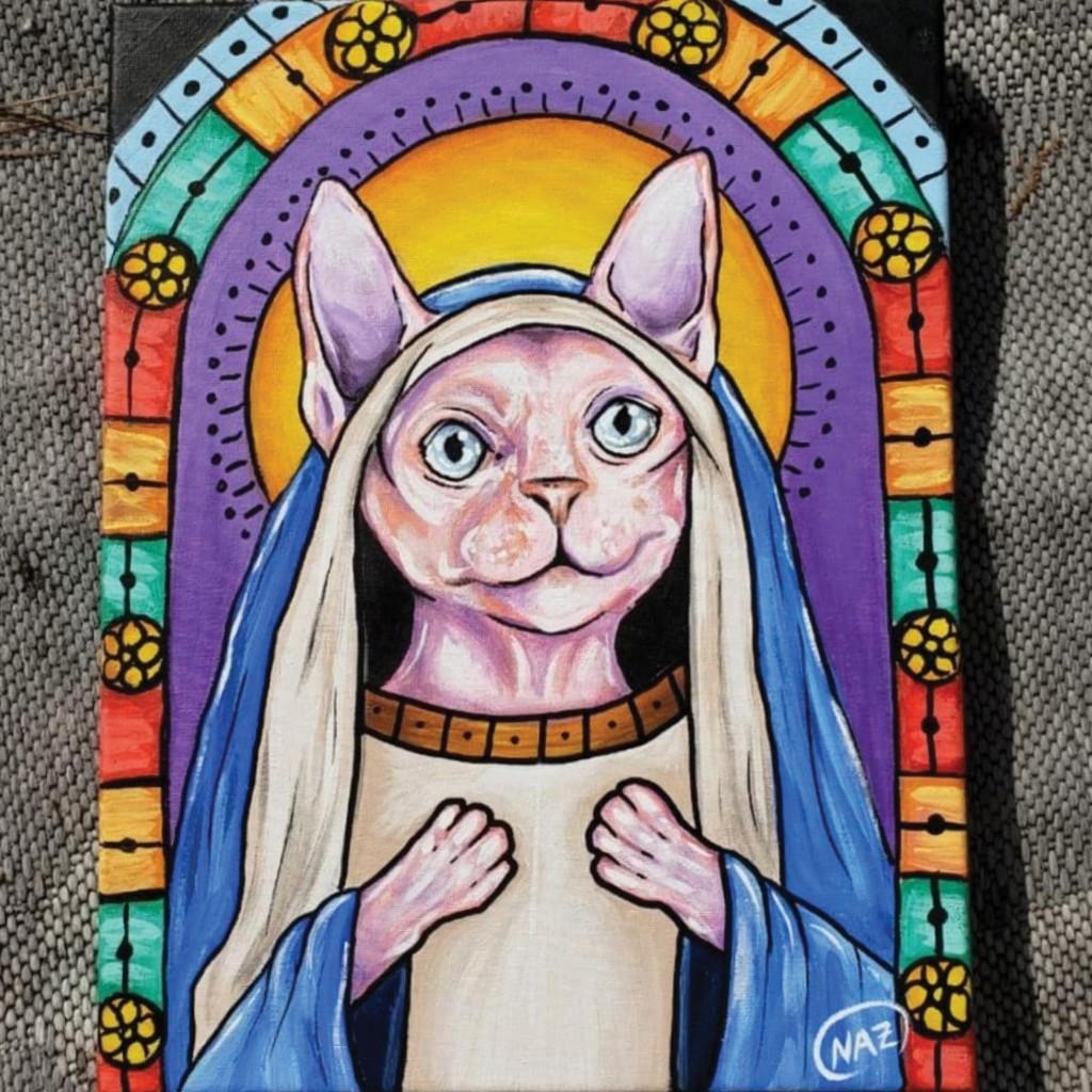 Meowther Teresa