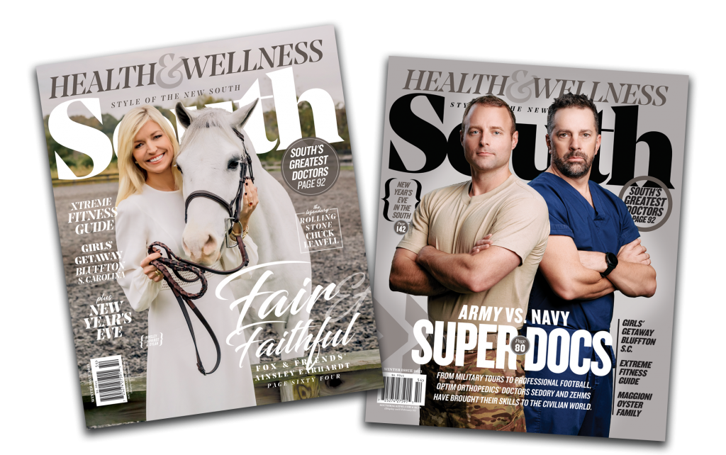Health Wellness Issue 2021