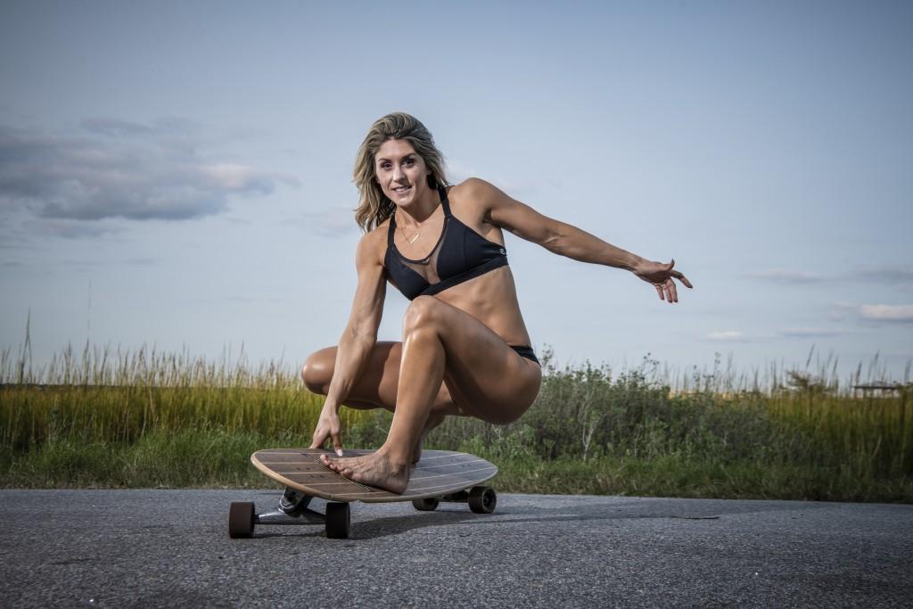 Skateboarding 19