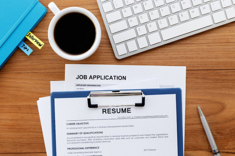 Resume Stock