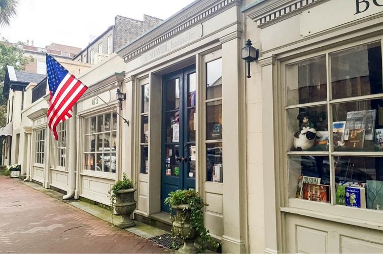 E Shavers Booksellers Savannah
