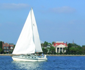 Charleston Sailing In The Harbor Shw4q0jnz8w3esti2yp67ps18q0ablzbh Cmyk L