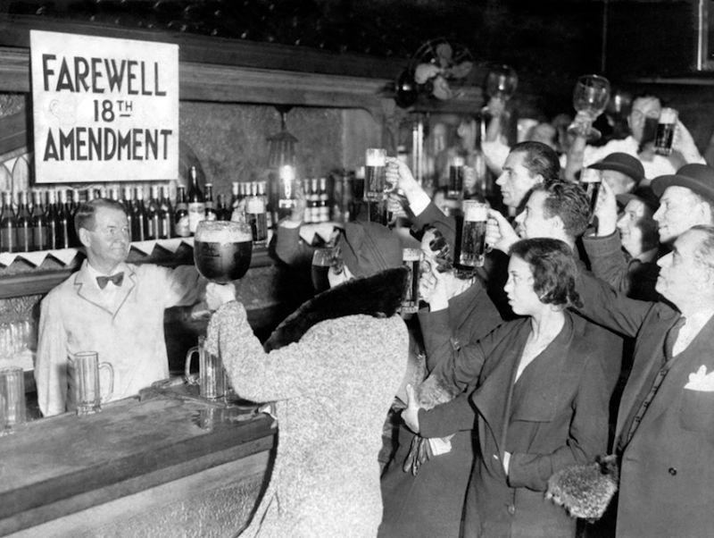 Prohibition Farewell