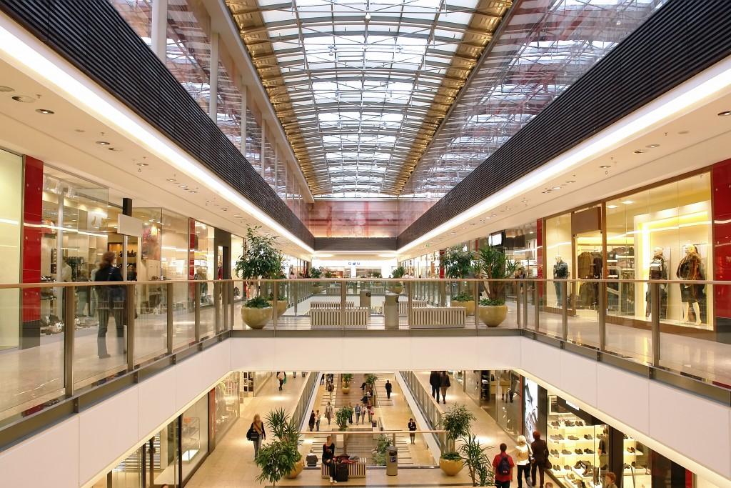 Bigstock Shopping Mall 1100758