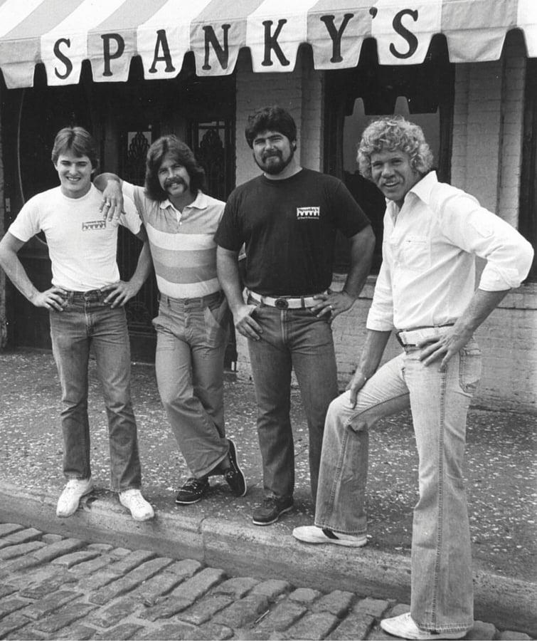 Spankys 1976