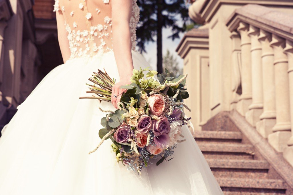 Bigstock Young Bride In A White Dress W 269993788