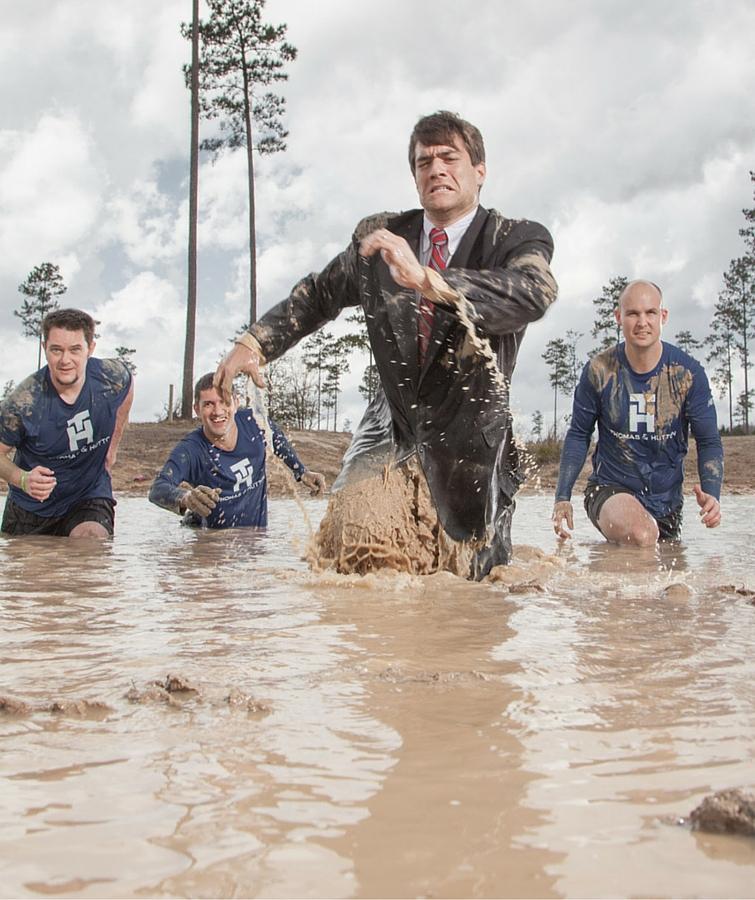 Dan Pavlin Mud Runs