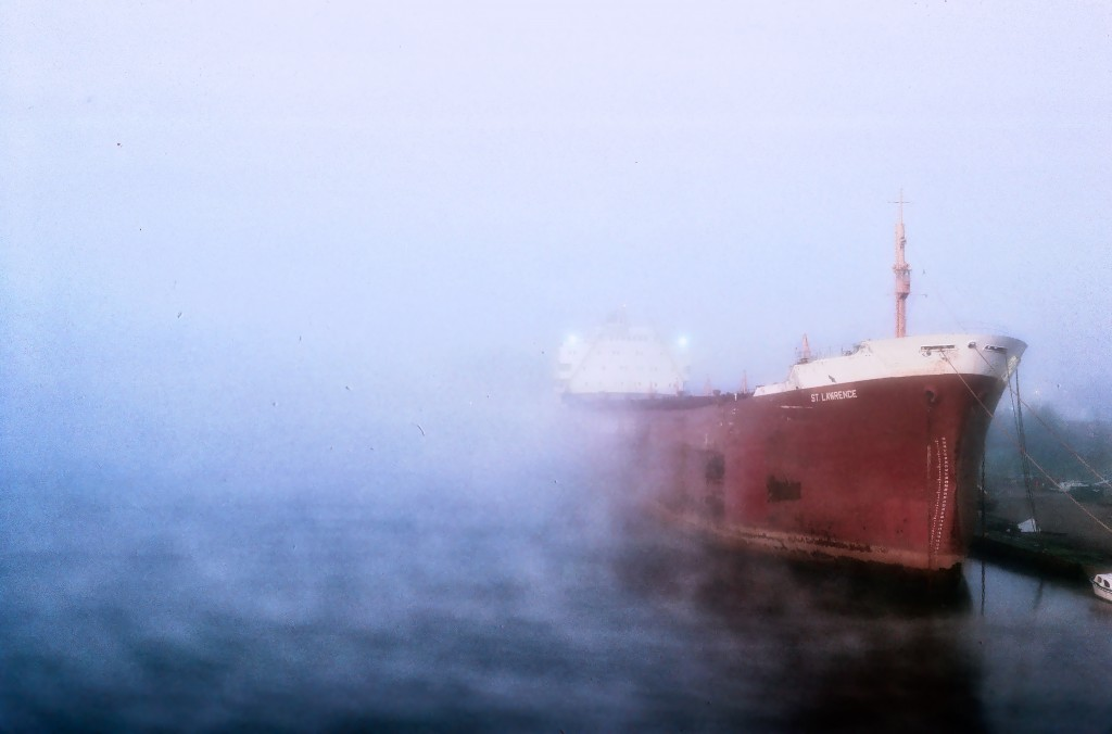 Ship Fog Tbay Small