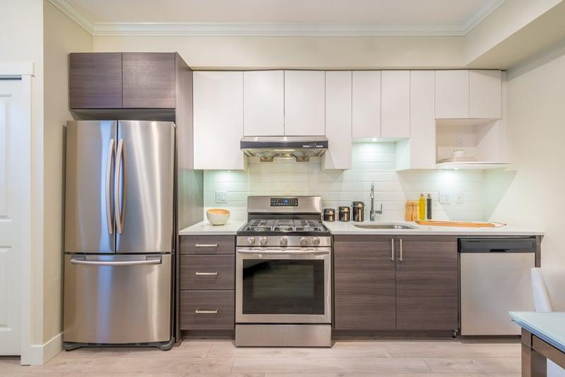 Bigstock Modern Bright Clean Kitchen 81610841