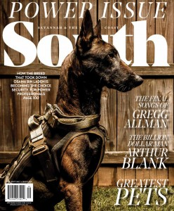 Southmagazine Augseptember Cover