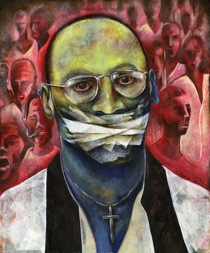 Troy Davisopening