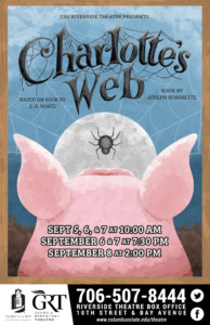 CSU Theatre: Charlotte's Web @ Riverside Theatre Complex |  |  |