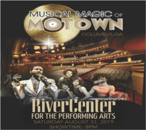 Musical Magic of Motowwn @ River Center for the Performing Arts