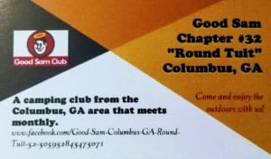 Round Tuit Chapter of Good Sam Camping/Rving Club Meeting @ Mandarin Cafe  |  |  |