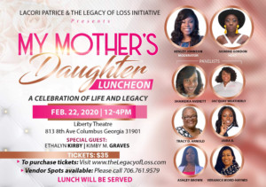 My Mother's Daughter Luncheon 2020 @ The Liberty Theatre