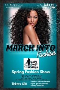 Fashion Show for FeelN AmaziN Boutique @ Columbus Marriott Downtown