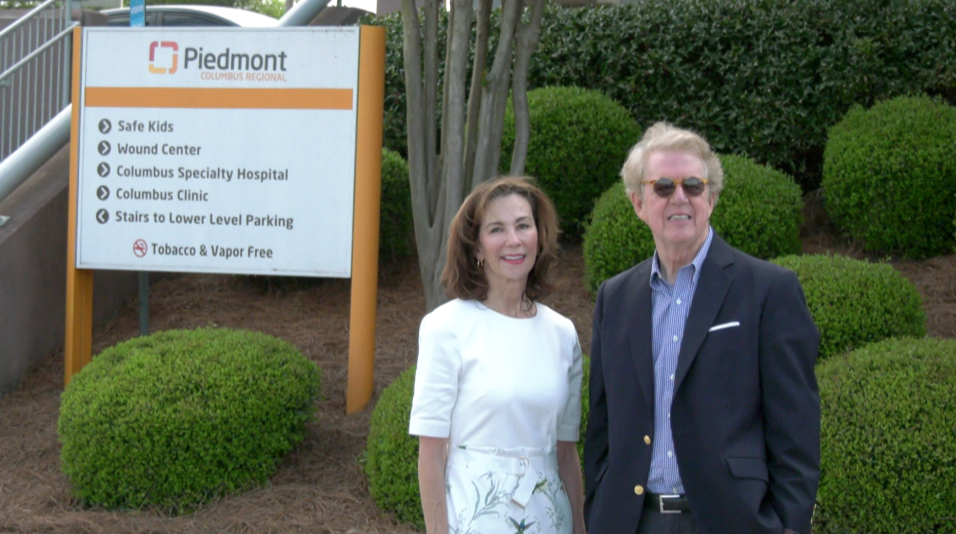 Amos Family Donates 1 Million Dollars To Piedmont For Covid 19
