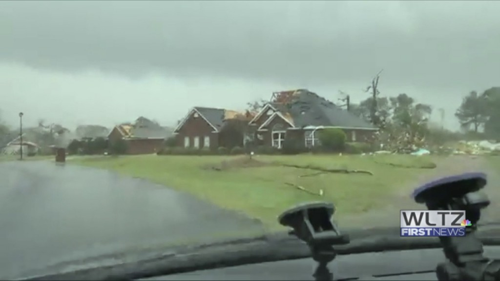 Dana Barbour Tornado Live Report