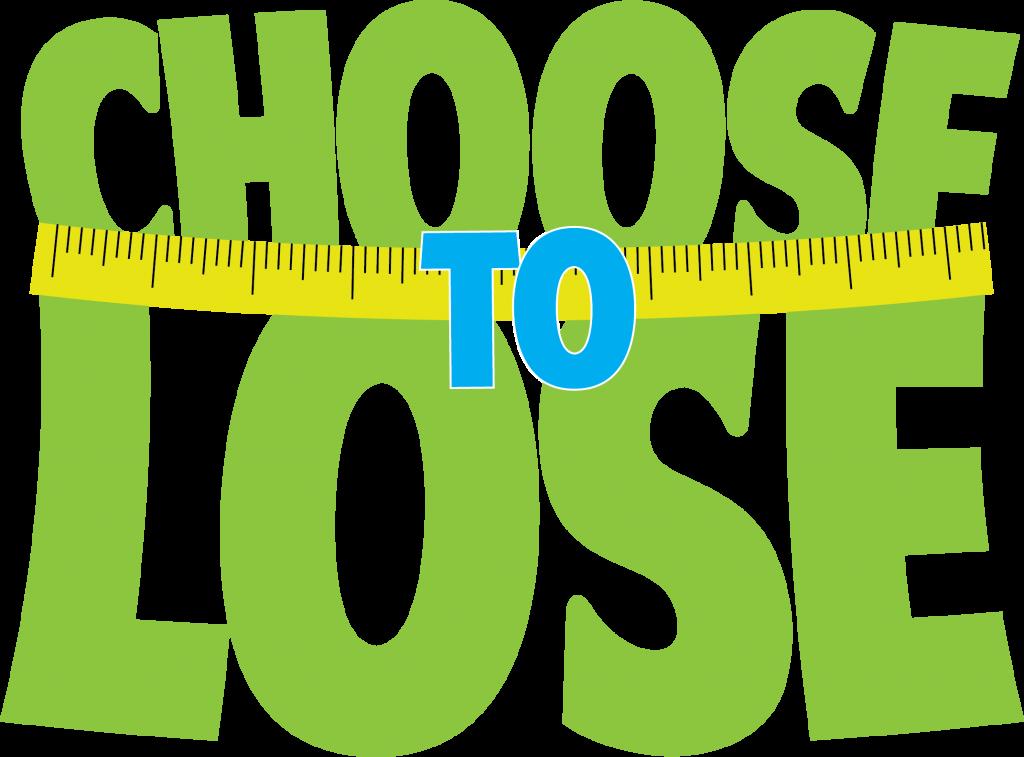 Choose To Lose Logo