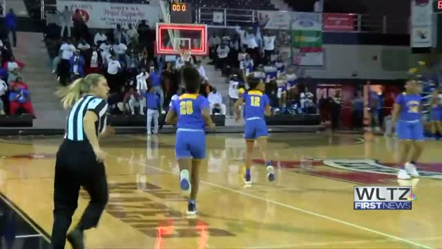 Central Talbotton Ghsa Final Four Girls Basketball Hawks 02 28 20