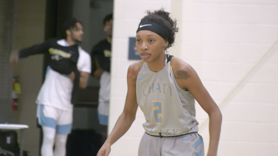 Alycia Reese Carver And Cvcc Commits To Aub Women's Basketball