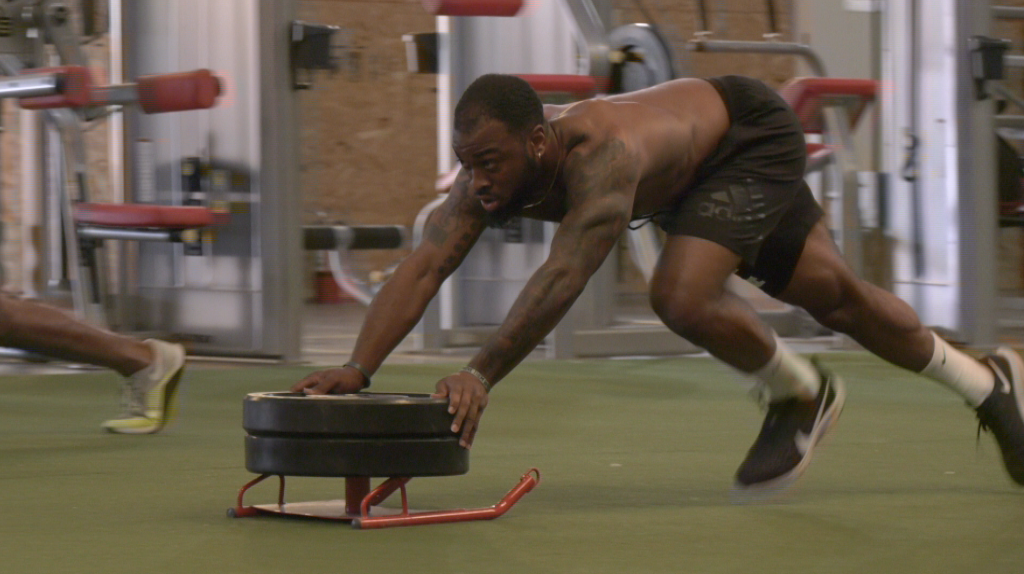 Jd Mckissic Nfl Training Redskins