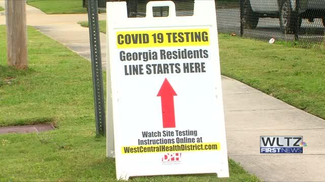 Testing Covid 19