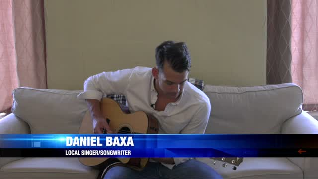 Daniel Baxa Guitar Performance