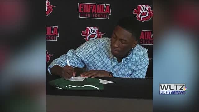 Eufaula Signingeufaula Signing Basketball
