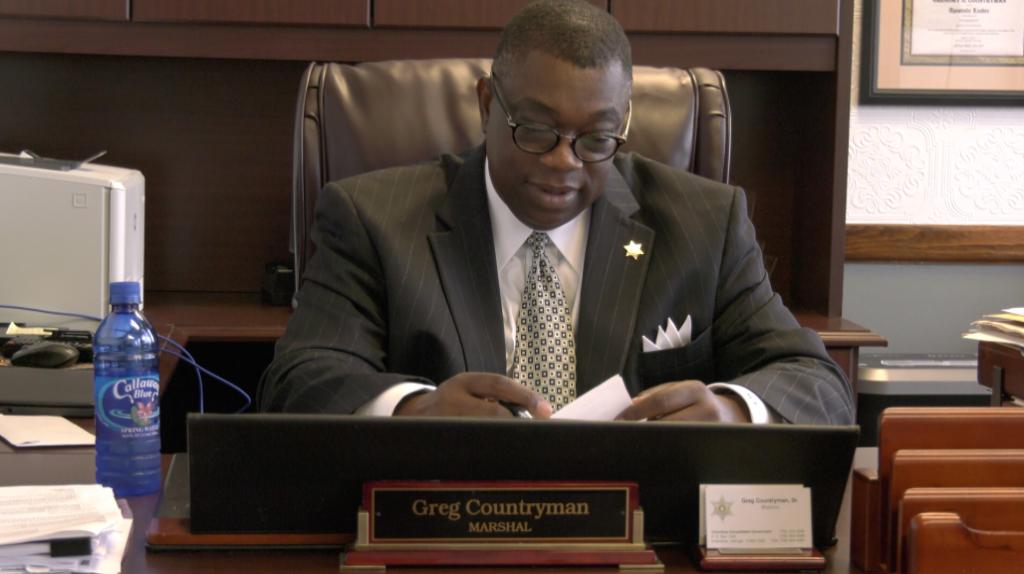 Greg Countryman Democratic Candidate For Sheriff