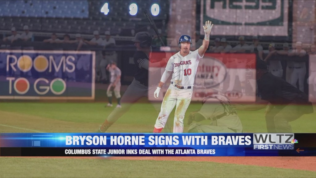 Bryson Horne Signs With Atlanta
