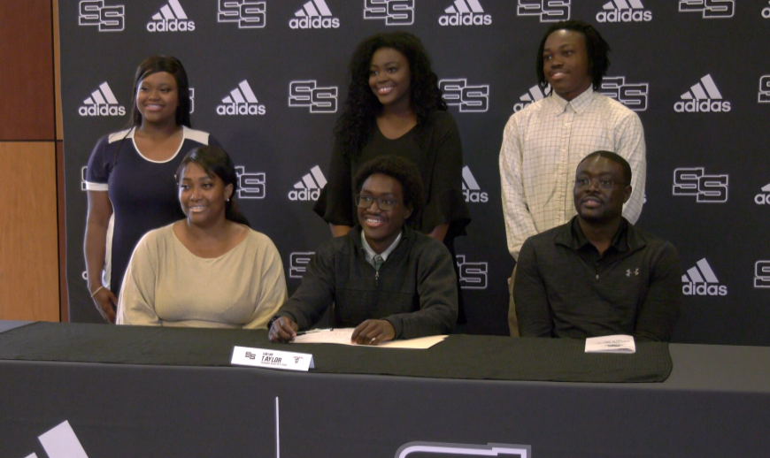 Smith Station Celebrates Three Seniors On Signing Day