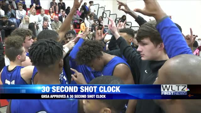 Ghsa Shot Clock Rule