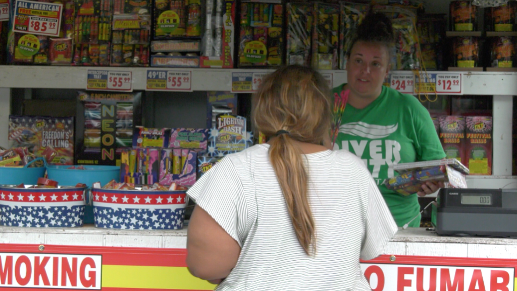 Fireworks Sales Skyrocket For Home Shows As Community Wide Events Get Canceled