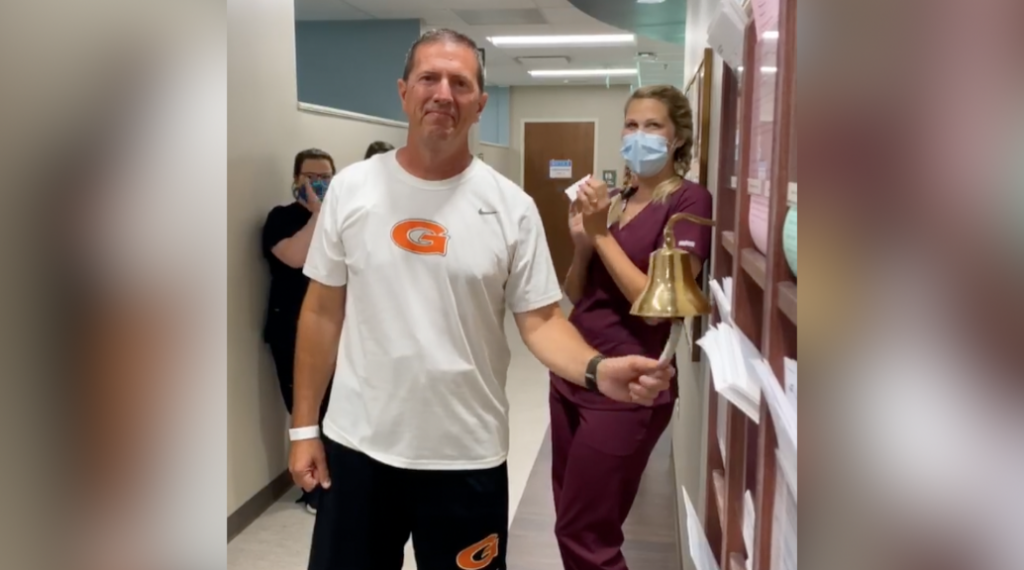 Glenwood's Tim Fanning On Home Stretch In Battle With Stage Four Colon Cancer