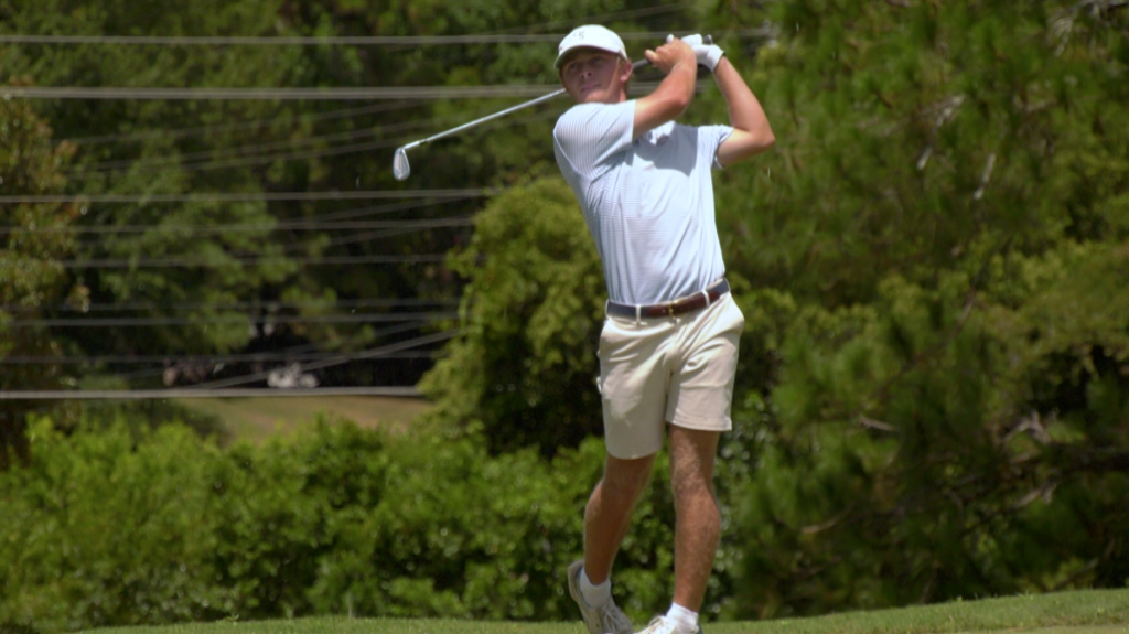 Defending Champion Ben Carr Tied For Seventh After Round 2 Of 91st Southeastern Amateur