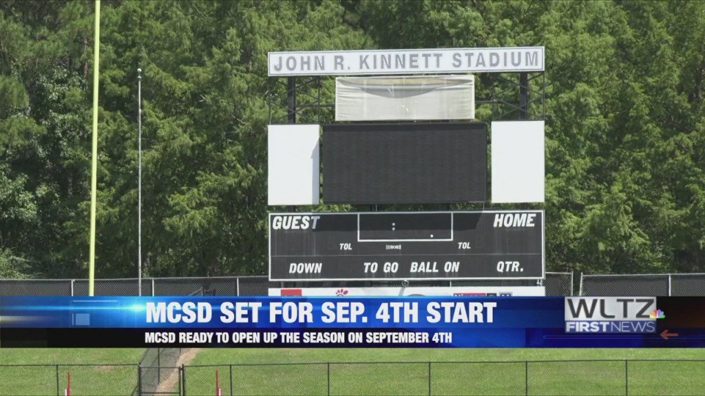 Mcsd Moving Forward With September 4th Start Date