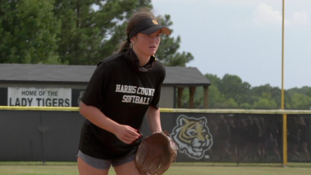 Scholar Athlete Of The Week: Katie Gilreath, Harris County Softball