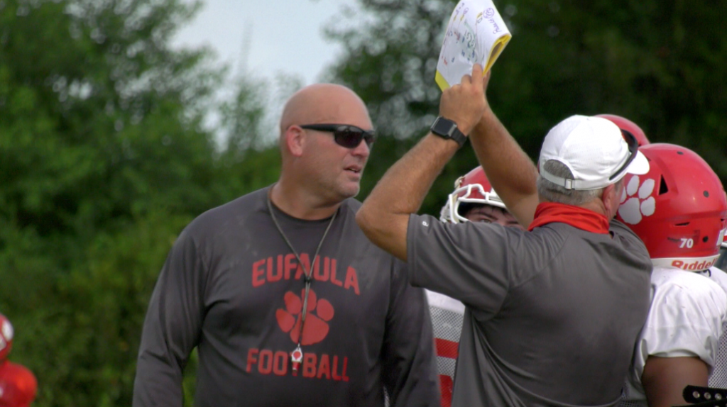 Eufaula Hosts Central This Friday