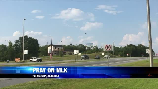 Pray On Mlk