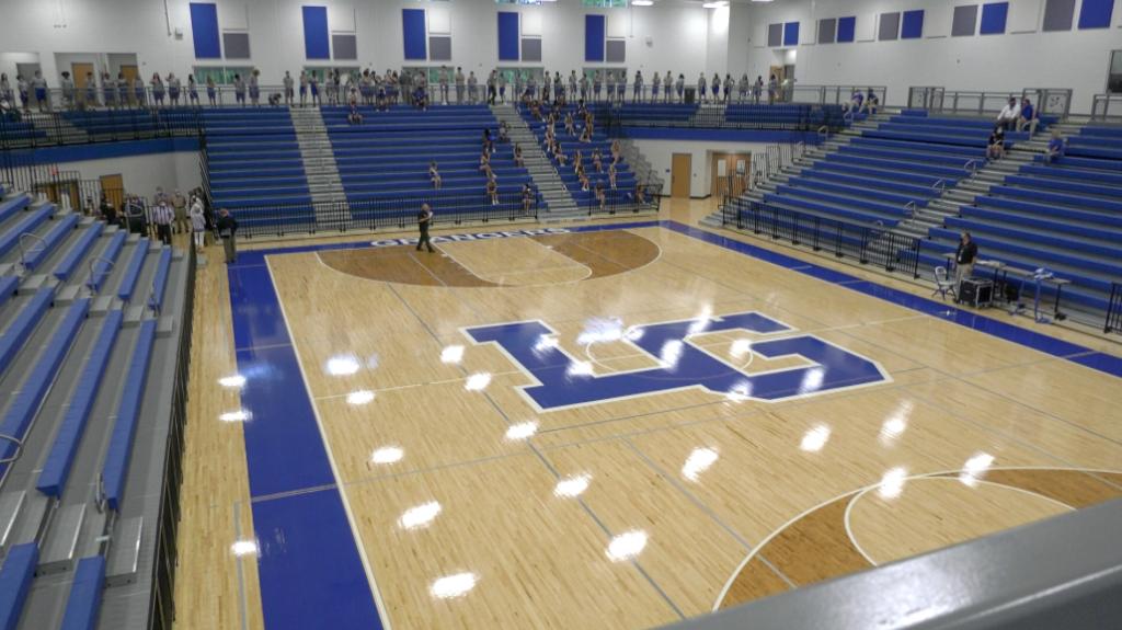 Lagrange Reveals New Athletic Facility