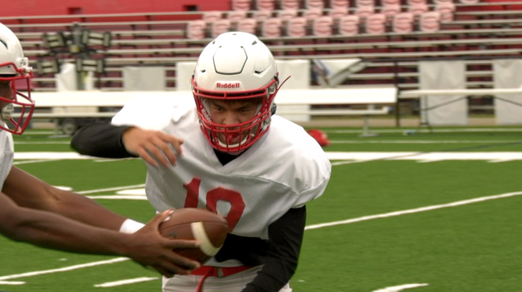 Scholar Athlete Of The Week: Pierre Summers, Pacelli Vikings