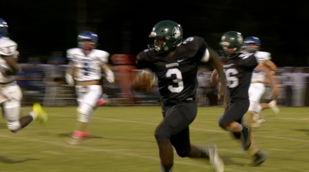 Play Of The Night: Calvary Christian's Elijah Chestnut 60 Yard Touchdown Run