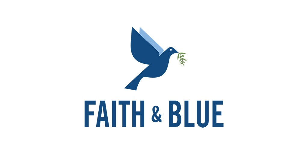 Faith And Blue Event Logo